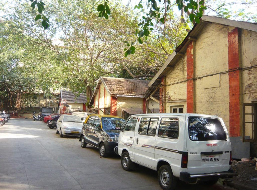 barracks 1 before