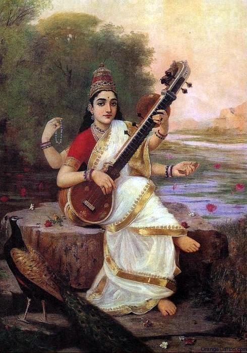 goddess-saraswati