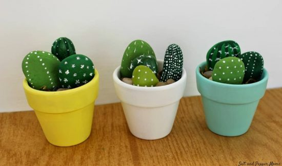 Hand-Painted-Mini-Cactus