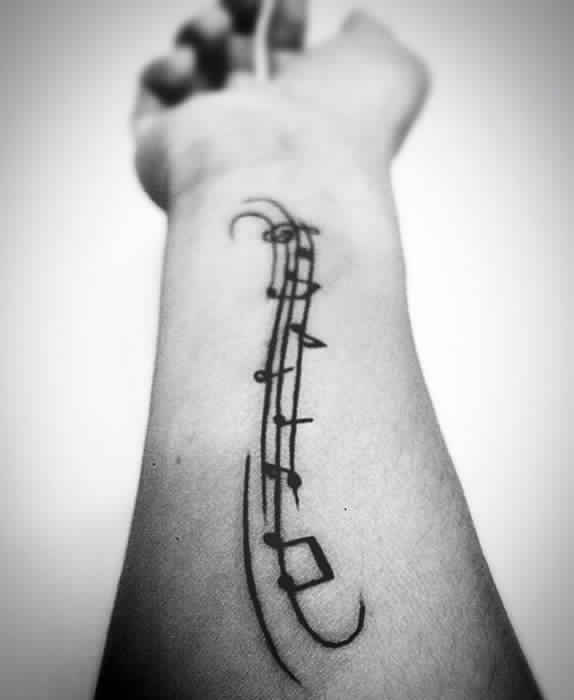 inner-forearm-simple-music-notes-guys-tattoo-designs