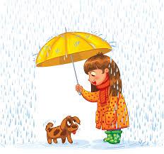 rain kindness